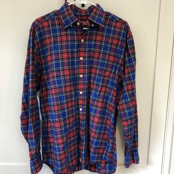 Vineyard Vines Other - Vineyard Vines Flannel Murray Shirt size M